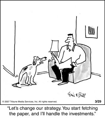 Cartoon strategy